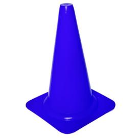 Blauwe pionnen / kegels 40 cm