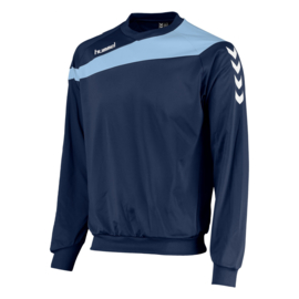Hummel Elite sweater blauw