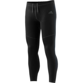 Adidas hardloop broek zwart heren