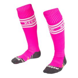 Roze Reece hockey sokken