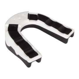 Wit / zwart bitje voor bescherming van je tanden