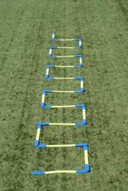 Vouwbare loop en coördinatie ladder
