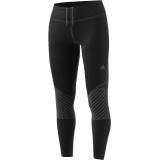 Hardloop broek dames zwart Adidas