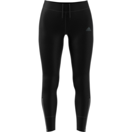 Adidas zwarte hardloopbroek dames