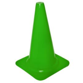 Groene pionnen / kegels 40 cm