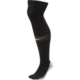 Lange zwarte Nike keeperssokken