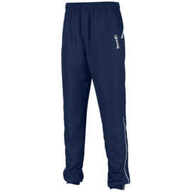 Junior blauwe woven trainingsbroek hockey