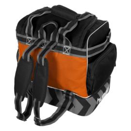 Oranje Hummel Excellence Pro bag voetbaltas als rugzak