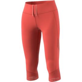 Driekwart running broek dames Adidas