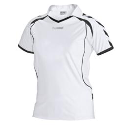 Hummel wit Brasil shirt ladies