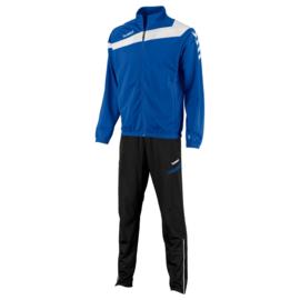 Hummel Elite Teamlijn trainingspak blauw