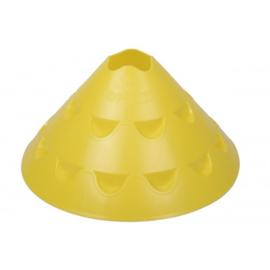 Groot geel hoedje TOPCOACH