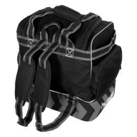 Zwarte Hummel Excellence Pro bag voetbaltas als rugzak