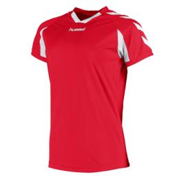 Rood Hummel dames shirt Hummel Everton