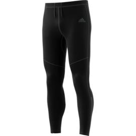 Adidas hardloop legging broek zwart heren