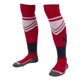 Rode Reece Glenden hockey sokken