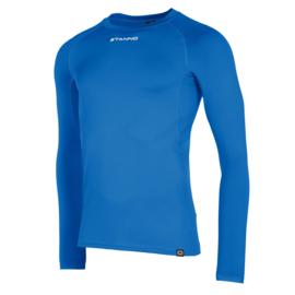 Thermoshirt blauw Stanno