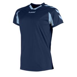 Dames shirt Hummel blauw Everton