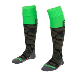 Numbaa hockeysokken groen