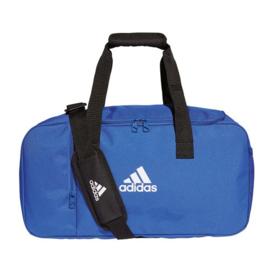 Blauwe Adidas Dufflebag small
