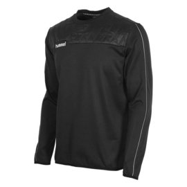 Hummel sweater zwart Authentic Noir