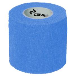 Blauwe Elastische Preventie tape bij blessures