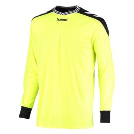 Geel keepersshirt Hummel