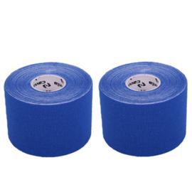 2 Rollen blauwe KINACTIEVE tape