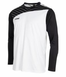Wit keepersshirt Hummel