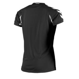 Zwart Dames shirt Hummel Everton