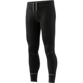 Hardloop legging Adidas zwart heren