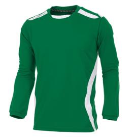 Groen Hummel shirt lange mouw Club