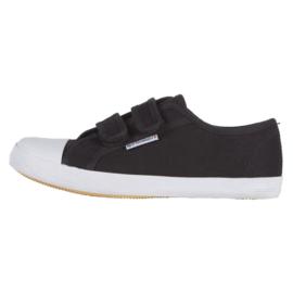 Zwarte gymschoenen