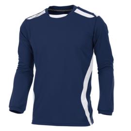 Donkerblauw Hummel shirt lange mouw Club