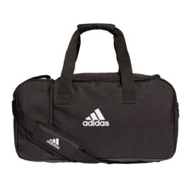 Zwarte Adidas Dufflebag small