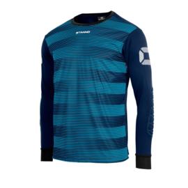 Blauw Stanno keepersshirt