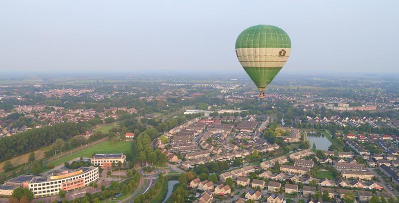 Ballonvaart volwassenen