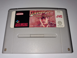 SNES Indiana Jones Greatest Adventures