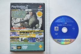 UK OPM2 Demo Disk 21 - Medal of Honor Frontline