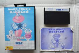 SEGA Master System James Pond 2 RoboCod (Complete)