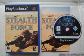 PS2 Stealth Force - the War on Terror