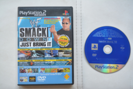 UK OPM2 Demo Disk 14 - WWF Smack Down Just Bring It