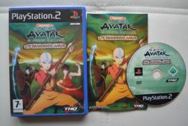 Avatar - De Legende van Aang: De Brandende Aarde