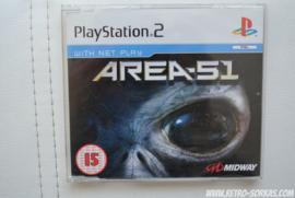 PS2 Promo Area-51