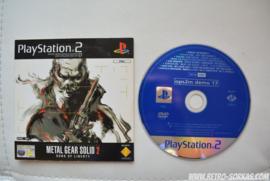 OPM2 - #09 Metal Gear Solid 2 (+Magazine)