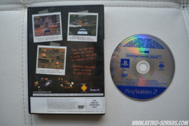 PS2 Promo Twisted Metal Black