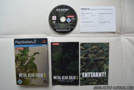 Metal Gear Solid 3 - Snake Eater (Steel Book)