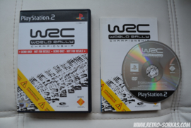 PS2 Promo World Rally Championship