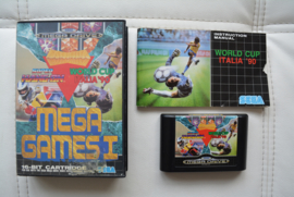Mega Games I (with Manual)