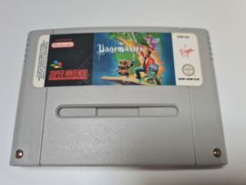 SNES Pagemaster (cart only)